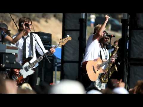 I won't back down - Switchfoot Bro Am