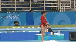 2004 Olympics Team Final Part 7 BBC Coverage