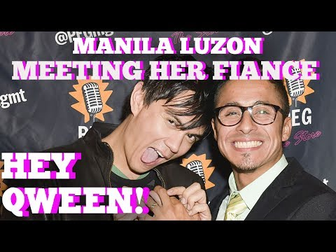 Manila Luzon Talks About Meeting Her Fiance: Hey Qween HIGHL