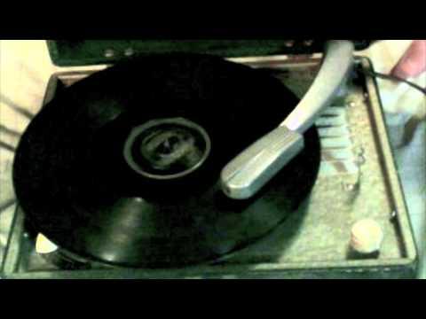 The Cellos - Rang Tang Ding Dong (I Am The Japanese Sandman) 78 rpm!