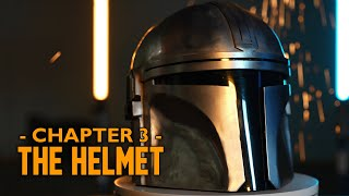 FULL METAL Mando Helmet! (HACKLORIAN: Chapter 3)