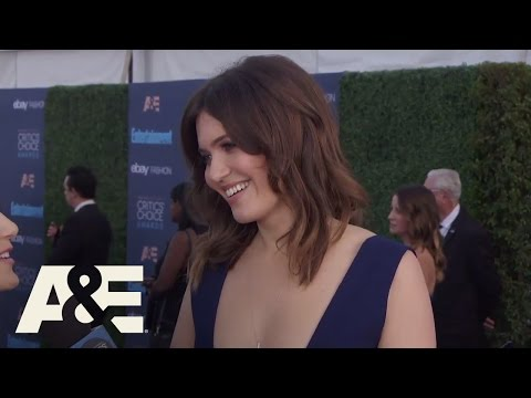 Mandy Moore on the Red Carpet | 22nd Annual Critics