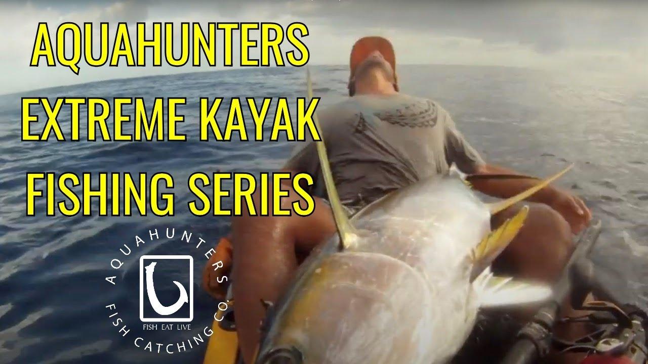 VIDEO: Shark surprises fishing kayaker in waters off Oahu