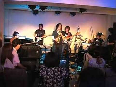 2008.5.24【KuruKuru Power Funk Session】@Miles'Cafe