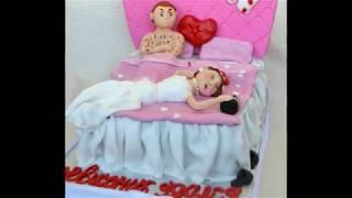 Прикольные торты для молодоженов!!!Годовщина свадьбы