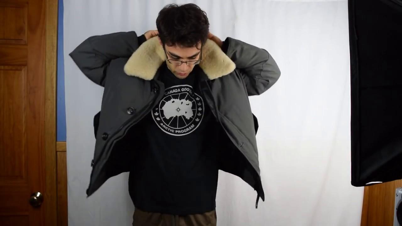 canada goose jacket similar
