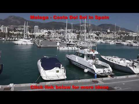 Malaga - Costa Del Sol, Torremolinos and Fuengirola in Spain