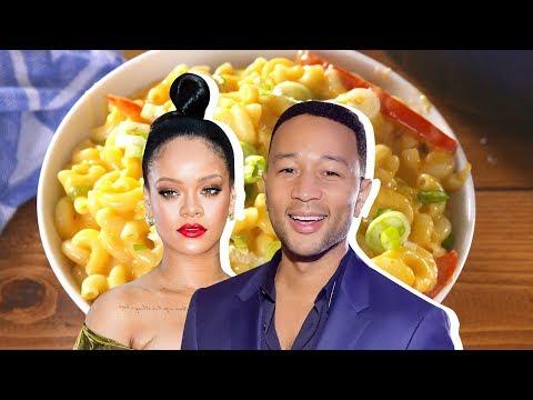 Rihanna Vs John Legend: Whose Mac & Cheese Is Better?