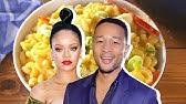 Rihanna Vs. John Legend: Whose Mac & Cheese Is Better?