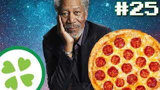 LA PIZZA DE MORGAN FREEMAN | HISTORIAS DE 4CHAN #25