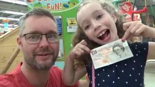 Wacky Wednesday 71 - The £10 Challenge