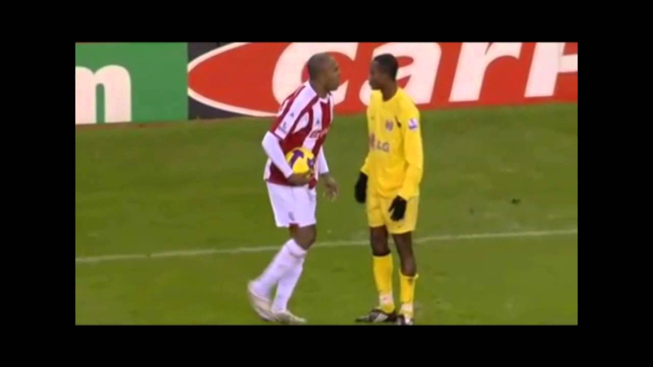Epic Fail Soccer Cheaters Divers Fake Injuries - YouTube