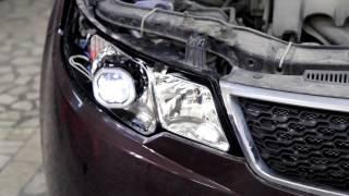 Обзор линз SHO ME и Светодиодных ламп G7 LH H1