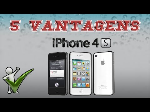 5 Vantagens De Ter Um Iphone 4, 4s
