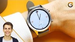 Mobvoi TicWatch C2: Smartwatch mit NFC - Test / DEUTSCH