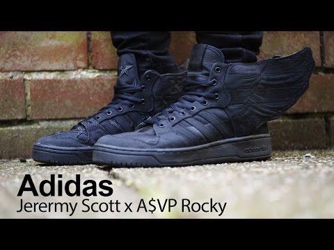 A Closer Look Adidas X Jeremy Scott X ASVP Rocky