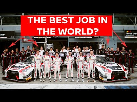 HOW TO GET A JOB WITH A PRO RACE TEAM!