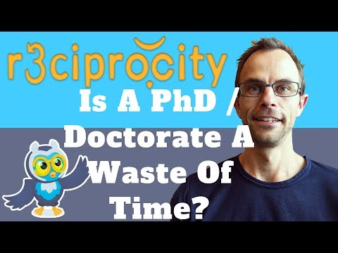 should-you-do-a-phd?-is-a-doctorate-a-waste-of-time?:-phds-&-doctorates-in-business-admin-(dbas)