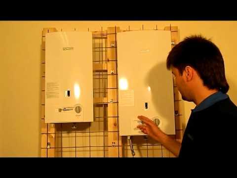 Bosch WR10P WR13P рубрика Обзор Академия теплотехники