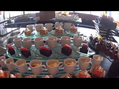 Hilton Hotel Pattaya – lunch buffet II