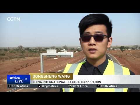 China to construct major motorway in Senegal