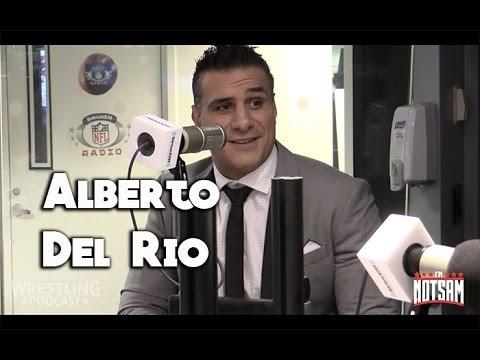 Alberto Del Rio - WWE Return, Paige, Leaving, Ninja Turtle Fight, etc - Sam Roberts