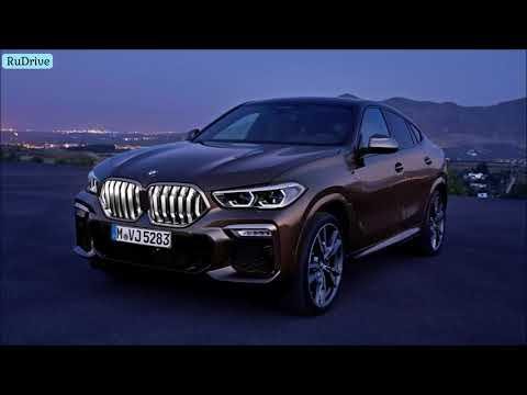 Новый BMW X6 G06 2019- Самый красивый Кросс Купе!