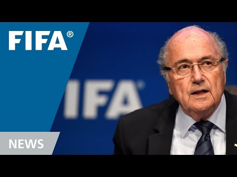REPLAY: FIFA 65th Congress 2015 - Press Conference