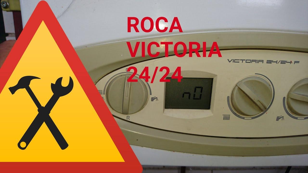 Roca victoria 24 averia e 01 e 03 e05 e 06 e 10 youtube for Averia caldera roca