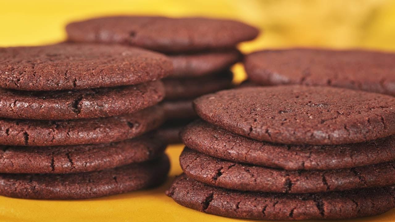 Chocolate Wafers Recipe Video