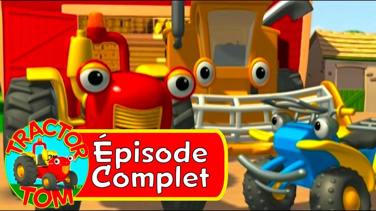Tracteur tom 47 la chanson de la ferme pisode complet fran ais youtube - Tracteurs tom ...