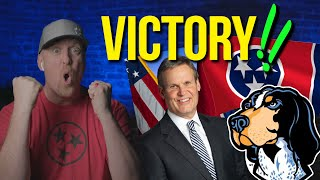 HUGE WIN with Tennessee Constitutional Carry