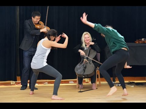 Denison University Tutti Festival 2015: A collaborative week of new music and art