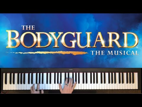 I Will Always Love You - The Bodyguard (Piano Cover)