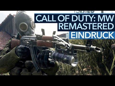 Call of Duty: Modern Warfare Remastered - Diskussion: Ist die Neuauflage gut gealtert?