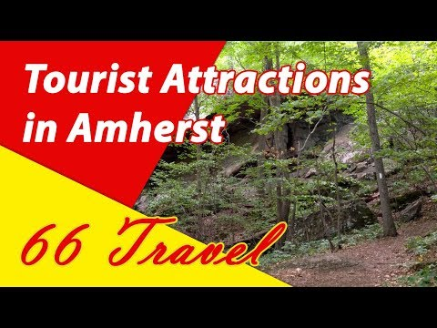 List 8 Tourist Attractions in Amherst, Massachusetts   Travel to United States