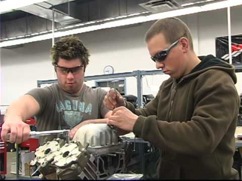 Marine Mechanics NAIT