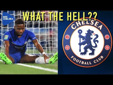 CHARLY MUSONDA & CHELSEA FC - WHAT THE HELL??