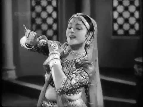 Malliga 1957 - Neela vanna Kannane . Padmini dance / P Susheeela
