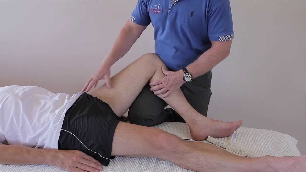 How To Treat A Strain Tear Of The Adductor Muscle Groin Strain