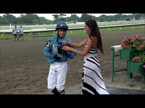 video thumbnail for MONMOUTH PARK 8-18-19 RACE 12