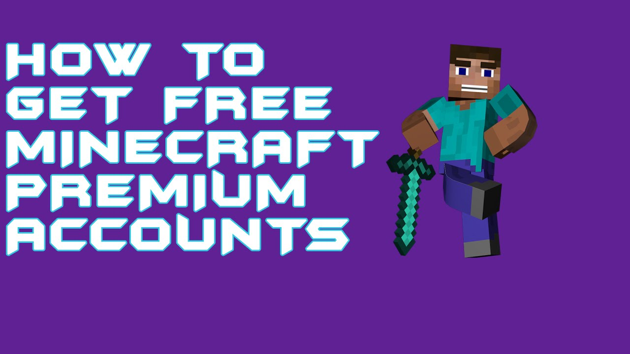 How to get premium minecraft account free [2015] - YouTube