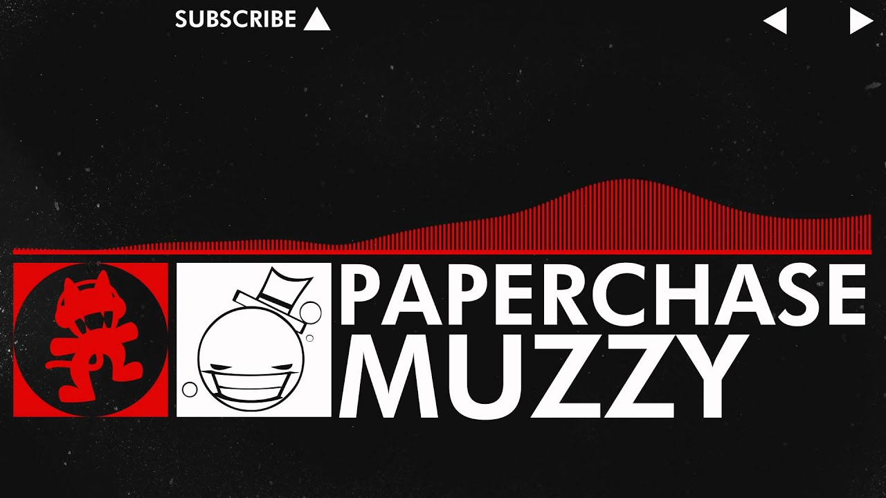 Dnb Muzzy Paperchase Monstercat Release Youtube
