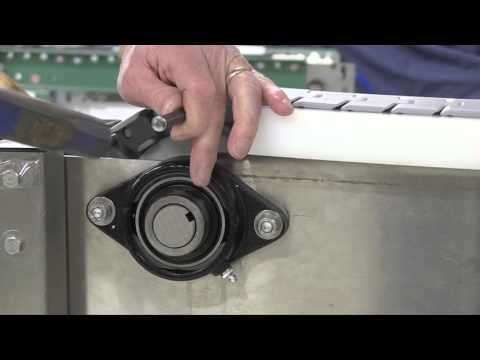How to Measure Catenary Sag for Rexnord FlatTop Chain