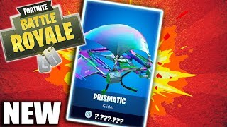 *NEW* SECRET GLIDER! FORTNITE BATTLE ROYALE LEGENDARY GLIDER!