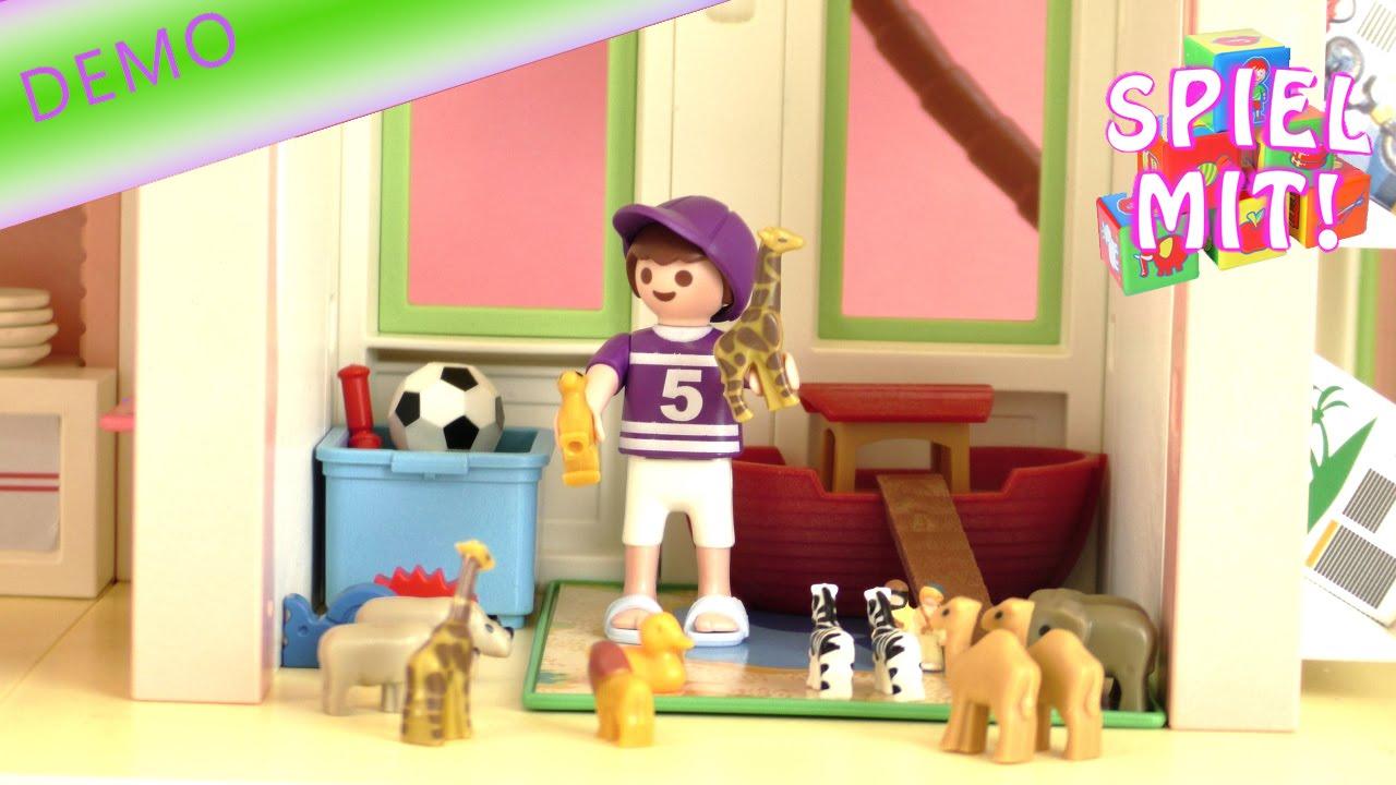 Das Spielzimmer Im Playmobil Ferienhotel Mit Der Arche Noah