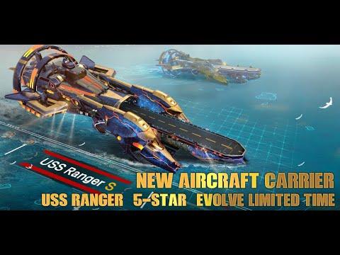 2019 Best navy strategy game |  Battle Warship: Naval Empire