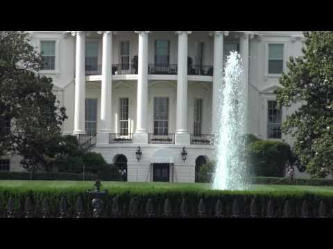 WHITE HOUSE Washington D. C. 4K