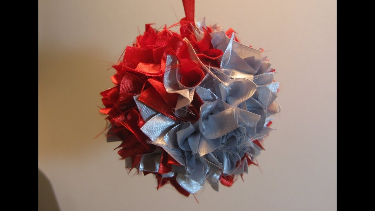 Adornos navide os esfera navide a manualidades para - Como hacer decoraciones navidenas ...