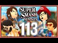 Super Smash Sundays - Week 113 [for Wii U Online]